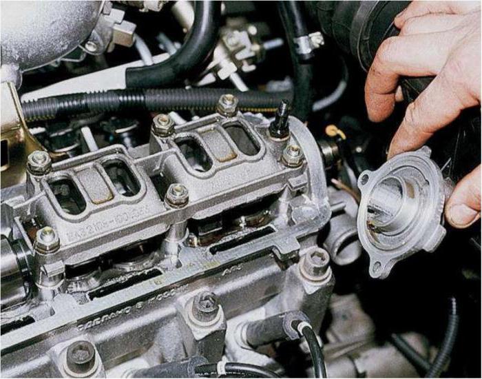 Замена сальников клапанов ВАЗ-2110 (8 клапанов) своими руками: особенности проведения работ