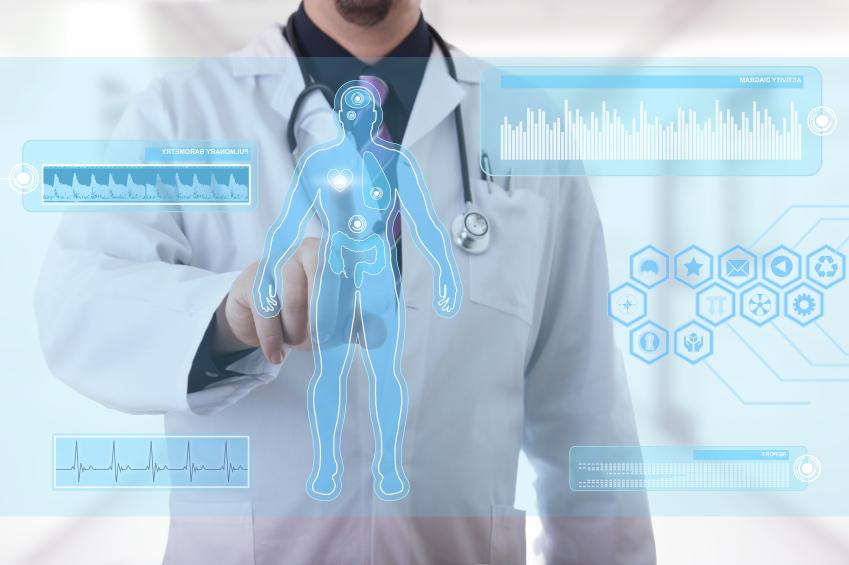 визуализация в медицине