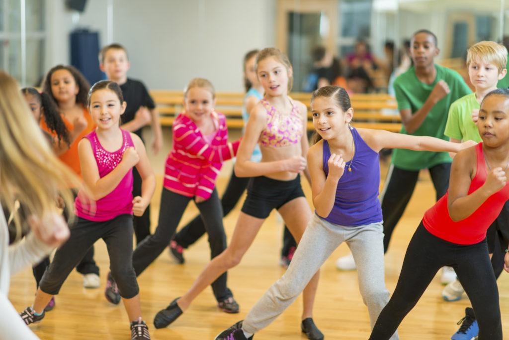 Танцевальный факультатив