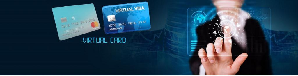 Виртуальные карты позволяют оплачивать товары в интернет с большей безопасностью