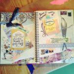 Простые идеи, как оформить первую страницу личного дневника