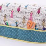 Как сделать выкройку чехла для швейной машинки своими руками: особенности построения с фото