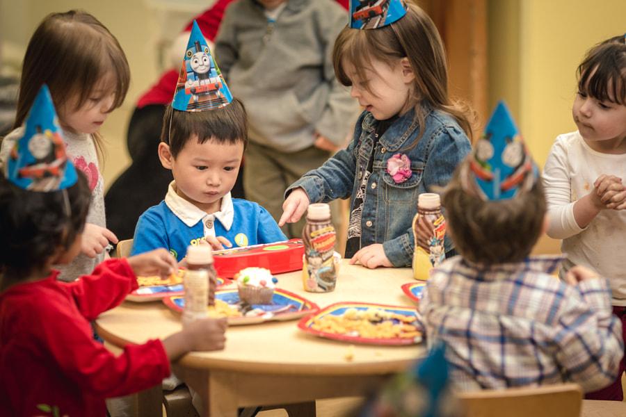 день рождения ребенка дома сценарий