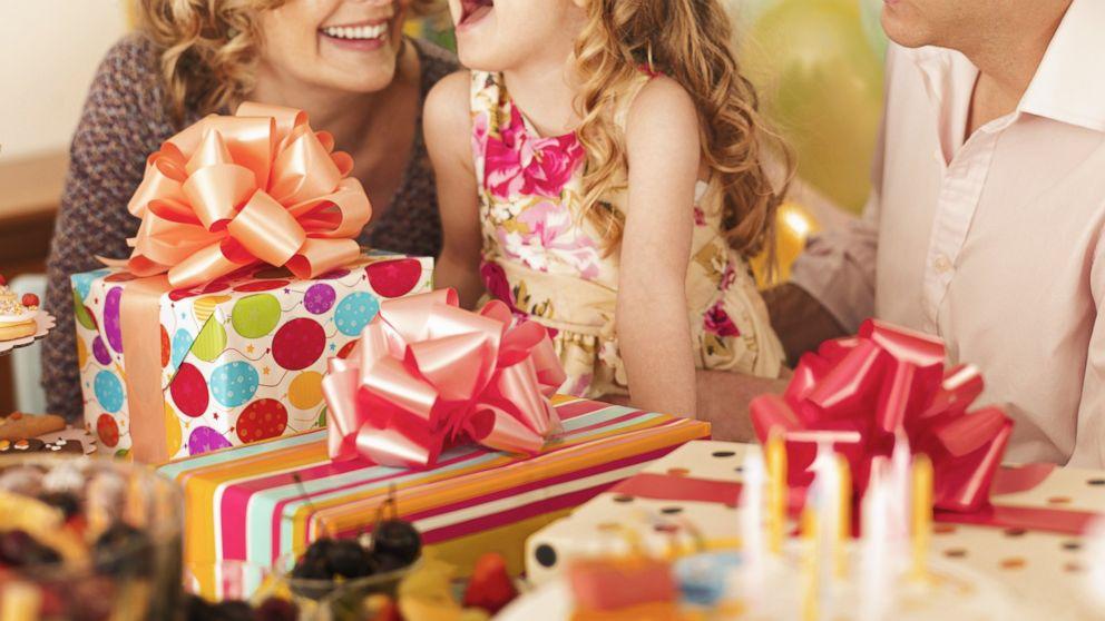 сценарий дня рождения ребенка
