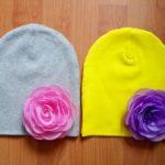 Выкройка шапки-четырехклинки для взрослых и малышей