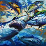 Как слепить акулу из пластилина: мастер-класс с фотографиями