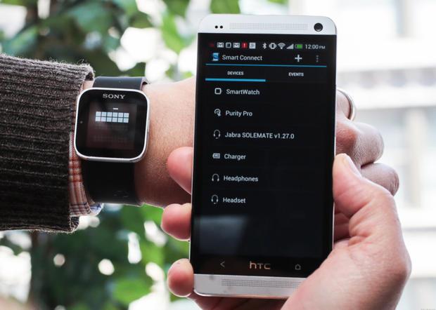 Как подключить умные часы к телефону