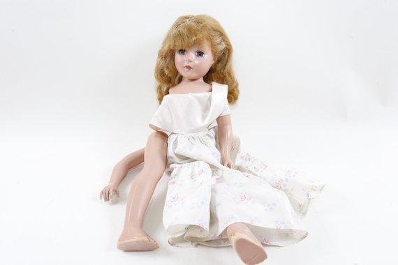 как отреставрировать куклу
