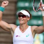 Биография австралийской теннисистки Саманты Стосур