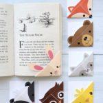 Закладка для книги оригами-уголок – быстро и оригинально