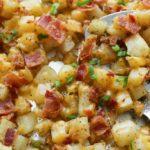 Жареная картошка с колбасой: рецепты на любой вкус
