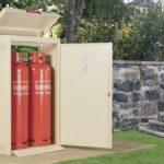 Хранение газовых баллонов: законодательная база, правила и условия хранения, соблюдение требований б...