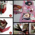 Коробочка с фотографиями своими руками: особенности, идеи и отзывы