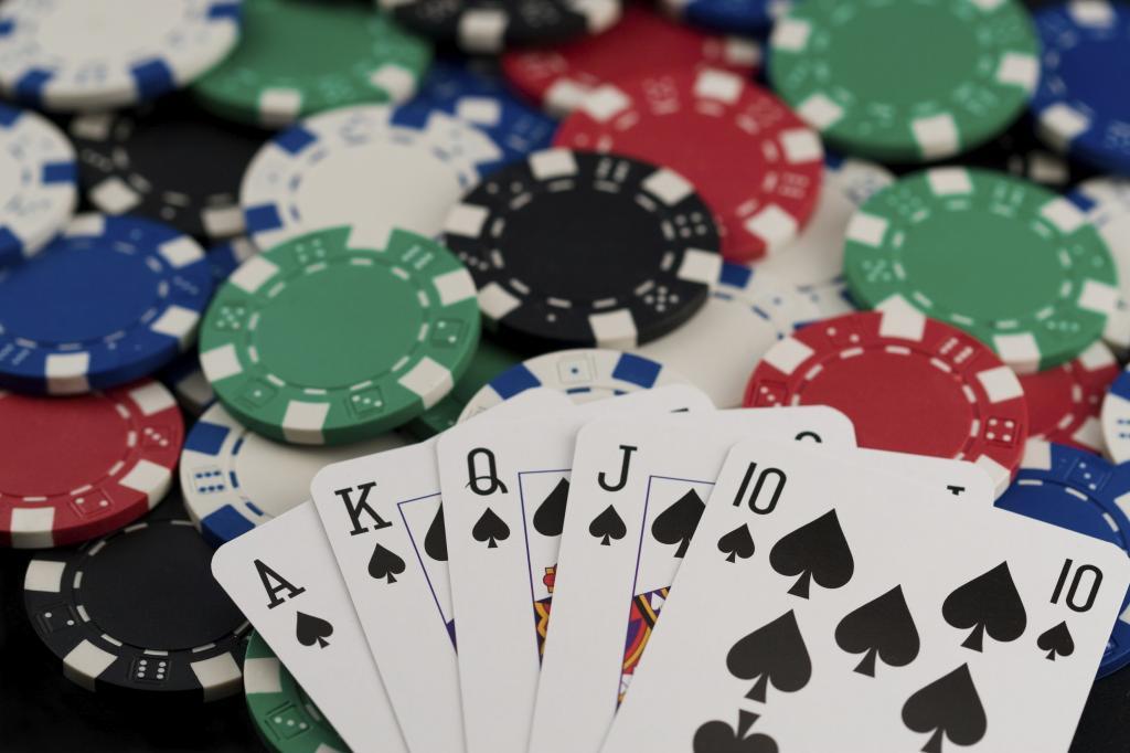 Успешная игра в покер