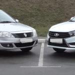 Веста или Логан: что лучше, сравнение, характеристики авто, плюсы и минусы