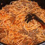 Спагетти по-флотски: рецепты с фаршем в разных вариантах