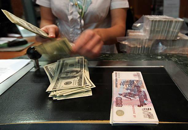 Как обменять доллары на рубли в сбербанке