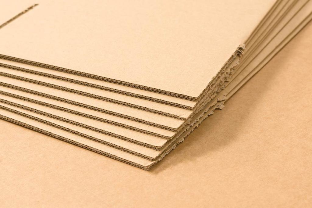 Продукция ЦБК - картон