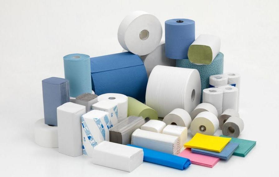 Продукция ЦБК - туалетная бумага