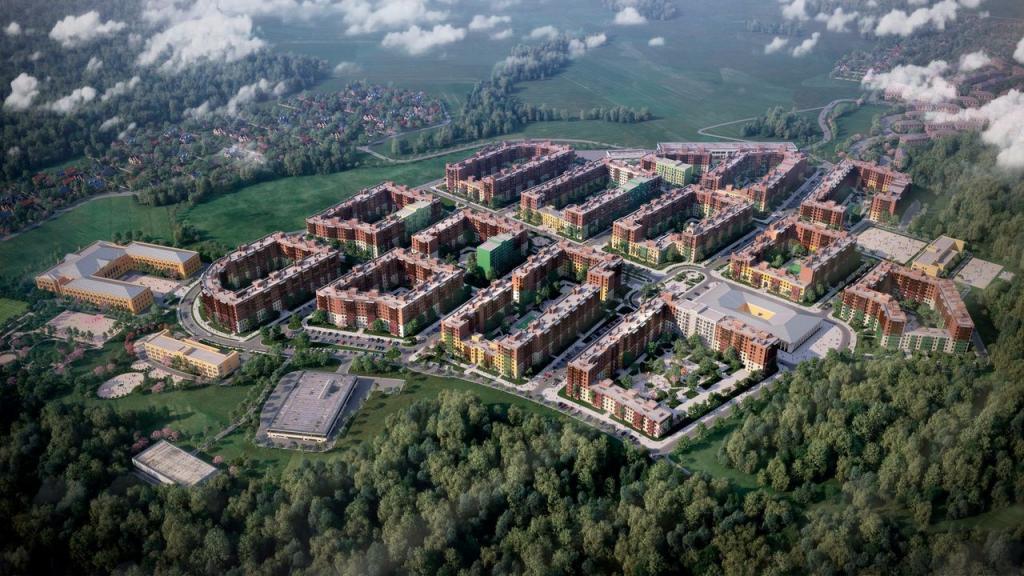 покупка квартиры в Сабурово