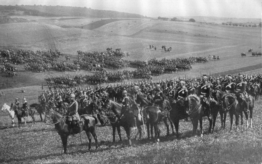 Немцы в Марокко, 1905.