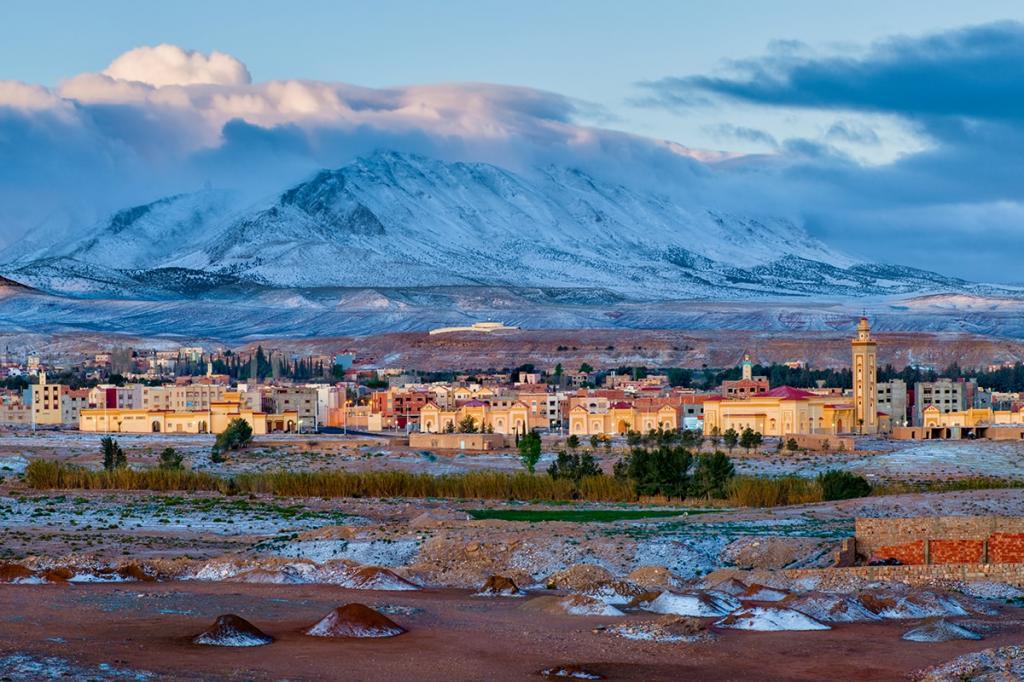 Современное Марокко.