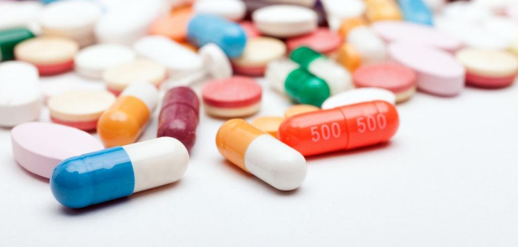 Назначенные лекарственные средства