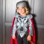 Детский костюм Тора своими руками