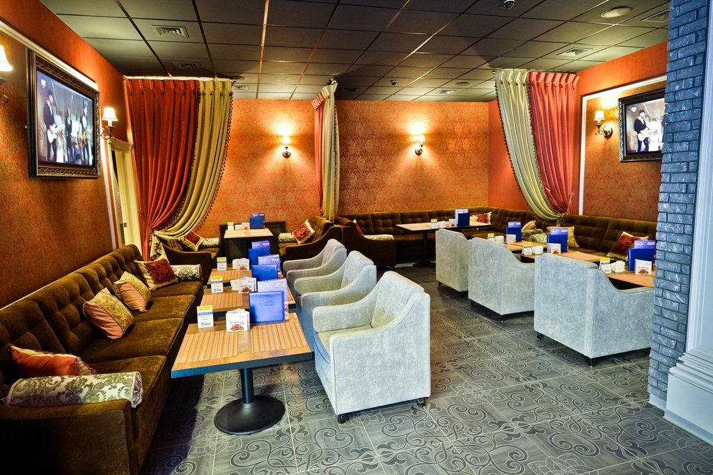 ресторанный комплекс Оренбург