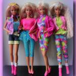 Куклы Барби 90-х годов. Особенности