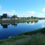 Река Сясь: географические особенности, рыбная ловля