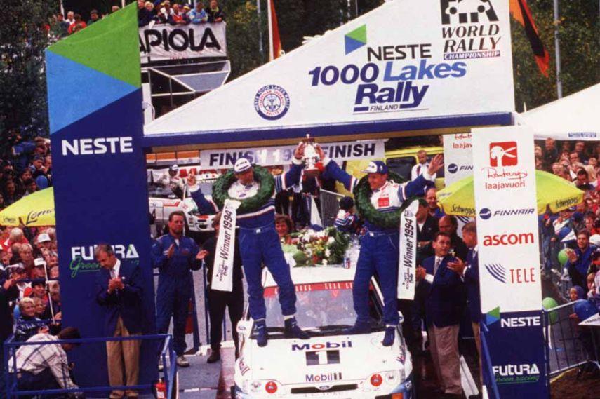 1994, Финляндия