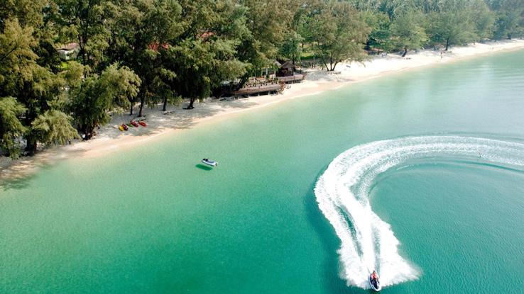 Отпуск в Камбодже