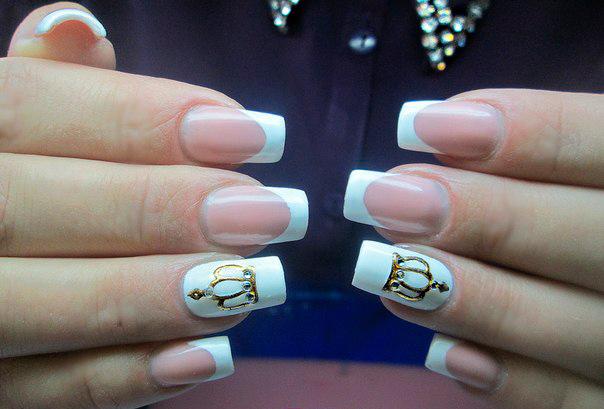 королевские ногти