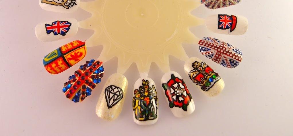 ногти королевские