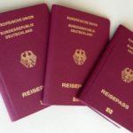 Как получить немецкий паспорт?