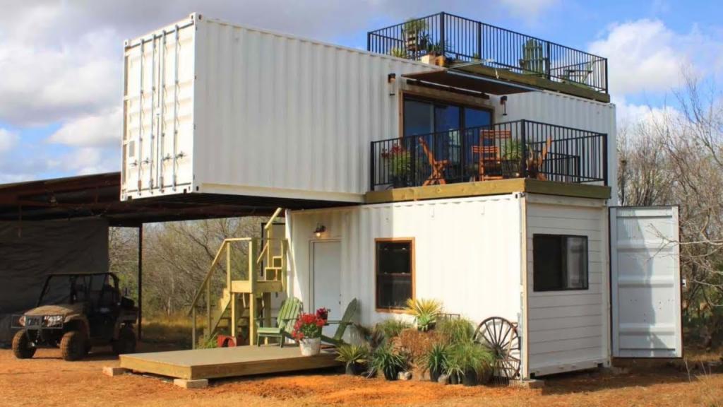 модульные контейнерные дома