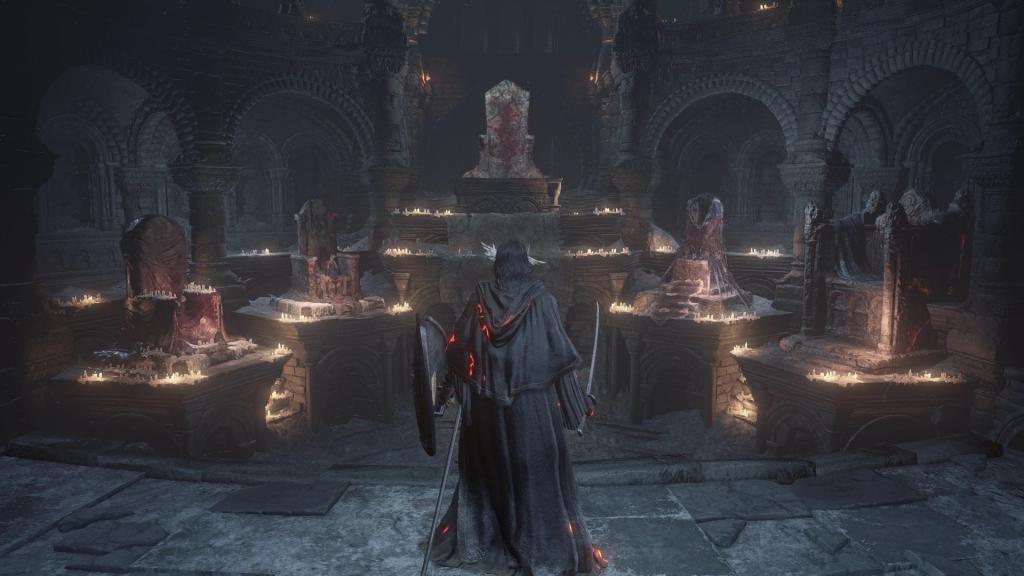 храм огня dark souls 3