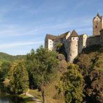 Замок Локет в Чехии: история, описание, экскурсии, отзывы