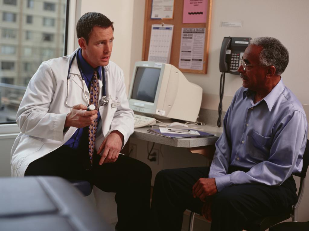 клиника рака легких у мужчин