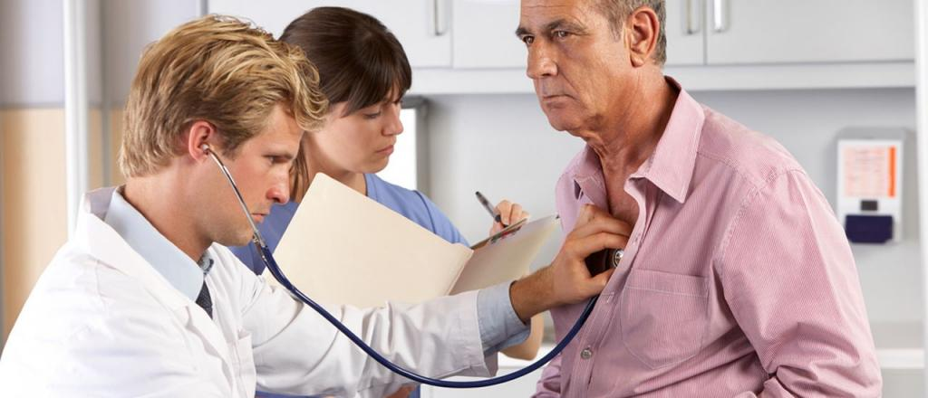 рак легкого клиника диагностика лечение профилактика