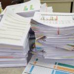 Перечень первичных учетных документов бухгалтерского учета и правила их оформления