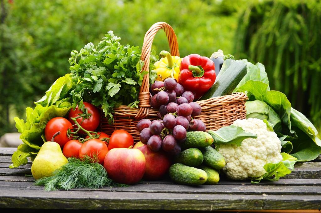 Овощная Диета Осенью. 5 лучших осенних диет