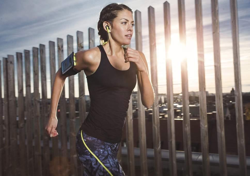 восстановление пульса после бега