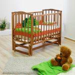 Как собрать детскую кроватку с маятником: инструкция и рекомендации