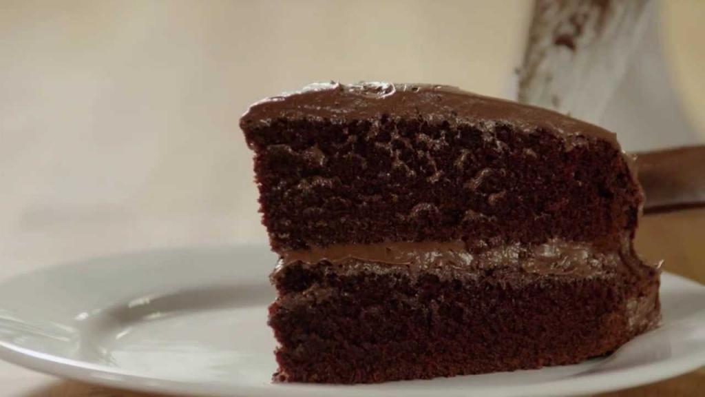 легкий домашний пирог