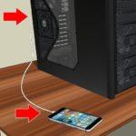 Как скинуть с Айфона фотки на компьютер? Инструкция