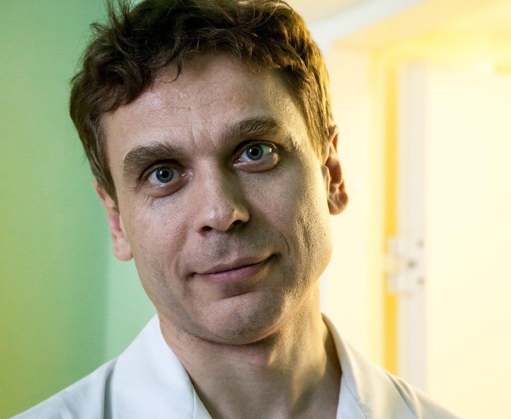 Александр Юрьевич Шамов