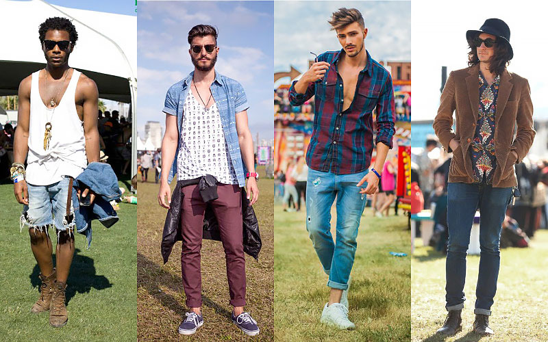 молодежный стиль одежды для парней
