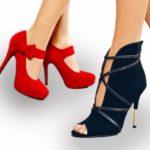 Кто придумал каблуки и как они менялись